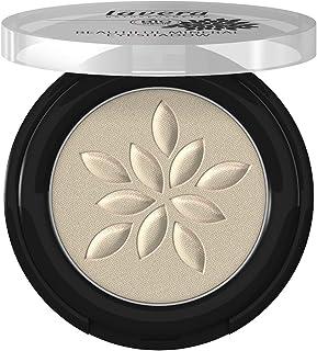 lavera Beautiful Mineral Eyeshadow -Shiny Silver 39- Sombra de ojos ∙ Color intenso ∙ Coloración de minerales ∙ Vegan ✔ Co...