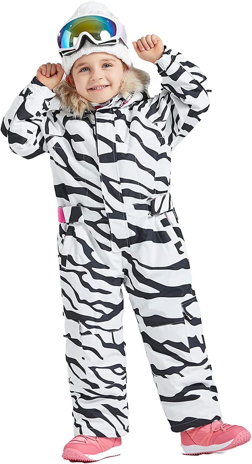 SNBOCON Kids Girls Boys Waterproof Colorful One SALENEW very Direct store popular Coveralls Piece