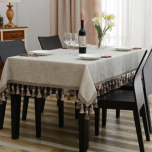Küchenwäsche europäische Tischdecken Rechteck Tuch Tischdecke Couchtisch Tischdecke ( Farbe   B , Größe   110170cm )