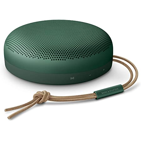 Bang & Olufsen Beosound A1 2nd Gen Portable Wireless Bluetooth Speaker with Voice Assist & Alexa Integration, 3 Microphones for Great Call Quality, 18-Hours Playtime, IP 67 Dustproof and Waterproof