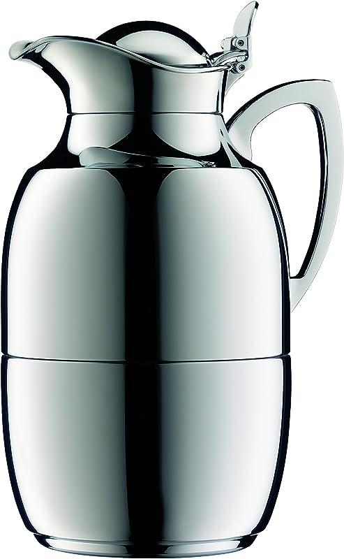 Alfi Juwel 8 Cup Carafe Chrome Plated Brass