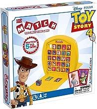 Top Trumps 4 Match Toy Story. Juego de Mesa, color multiple, talla única (Winning Moves 033428)