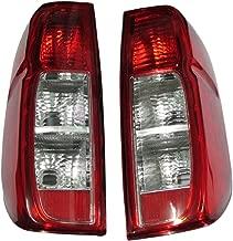 Pair Rear Tail Light Nissan Navara D40 Stx St-x Rx 2005-2013 Lh Rh Frontier 05 06 07 08 09 10 11 12 13