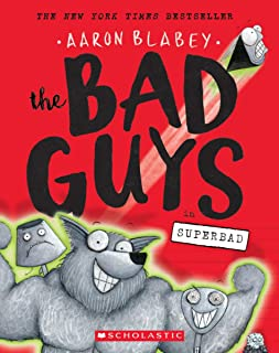 Bad Guys # 8: The Bad Guys in Superbad