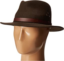 Country Gentleman Dickens Fedora Hat
