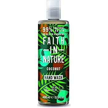 Faith In Nature Coconut Hand Cream Nourishing and Natural