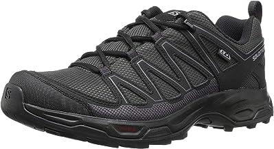 Salomon Men's Pathfinder Mid ClimaSheild Waterproof Hiking Shoes