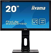 iiyama B2083HSD-B1 Monitor LED 49,4cm (19,5