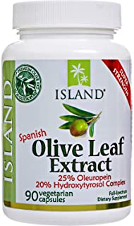 Sponsored Ad - Real European Olive Leaf Extract - 25% Oleuropein Plus 20% Hydroxytyrosol Complex™ - 100% Grown & Extracted...