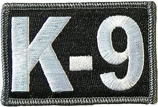 K-9 Tactical Patch 2