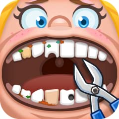 People do not like to go to the dentist, but they like to be a dentist. Now let yourself be a dentist and take care of your patients. Do not be a crazy dentist!