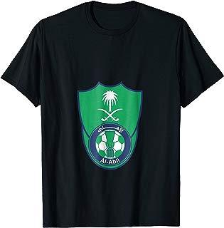 Al-Ahli Soccer football tee shirt Saudi Team Fan