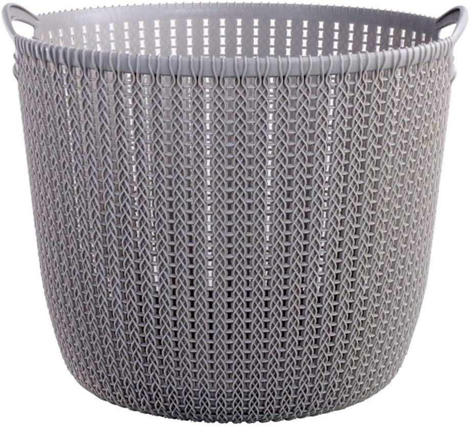 CDXZRZYH Storage Basket Plastic Rattan Cylindr Collection Dealing full price reduction Ranking TOP12