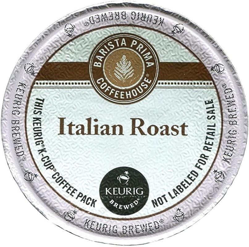 Barista Prima Keurig Italian Roast K Cups 24Ct
