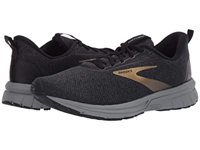 Brooks Anthem 3 (Black/Ebony/White) Women