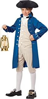 California Costumes Paul Revere Boy Costume, One Color, Medium