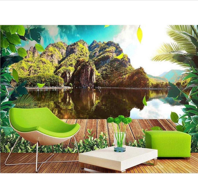 Descuento del 70% barato Moderno y hermoso 3D Wall Murals Wallpaper HD paisaje paisaje paisaje de la naturaleza Wallpaper para Walls Fresh 3D Mural Wallpaper-200x140cm  descuentos y mas