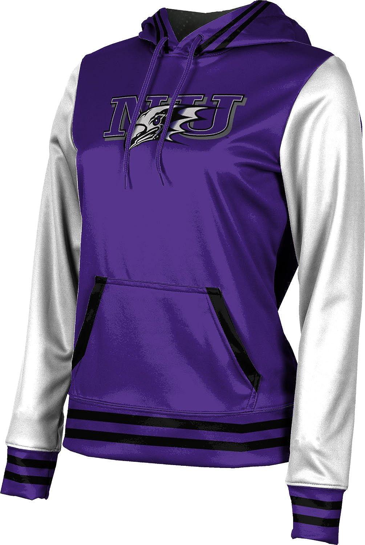 ProSphere Niagara University Girls' Pullover Hoodie, School Spirit Sweatshirt (Letterman)