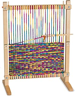 Melissa and Doug Multi Craft Weaving Loom 9381 - Arts and Crafts