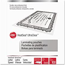 GBC3200587 - UltraClear Thermal Laminating Pouches