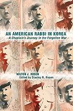 An American Rabbi in Korea: A Chaplain's Journey in the Forgotten War (Judaic Studies Series)