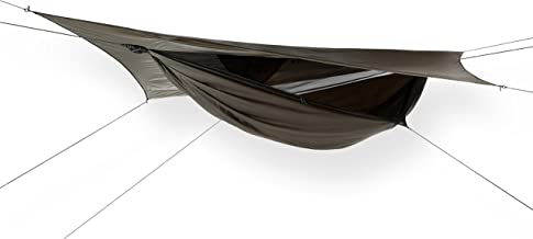 Hennessy Hammock - Explorer Deluxe XL Series - Built Tough for Emergency Services