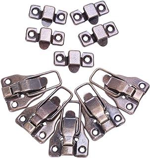 12 Pack Alfa Tools S160206B Size F High-Speed Steel Split Point Jobber Drill Bright