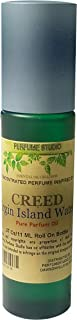 IMPRESSION Fragrance Similar to Creed Virgin Island - 100% Pure, Premium Quality Alcohol Free in a 10ml Green Glass Roller...