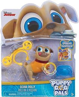 JP Puppy Dog Pals Mascotas para Cachorros con luz - Rolly con Buceo