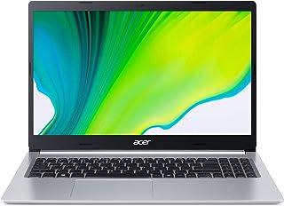 "Acer Aspire 5 A515-54-P1VY Portátil Plata 39,6 cm (15.6"") 1920 x 1080 Pixeles Intel® Pentium® Gold 8 GB DDR4-SDRAM 256 GB ..."