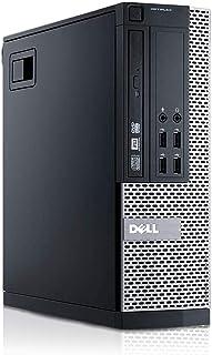 Desktop PC I5 DELL 7010 SFF (Desktop PC Intel Core i5-3470 - 3,2 GHz, 16 GB RAM, 240 GB SSD, DVD, Windows 10 Pro) (Refurbi...