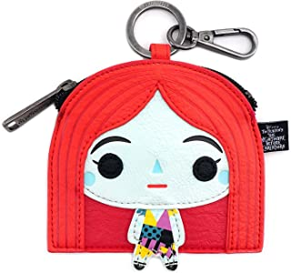 Nightmare Before Christmas Chibi Sally Coin Bag,Multi, Adults and children 14+