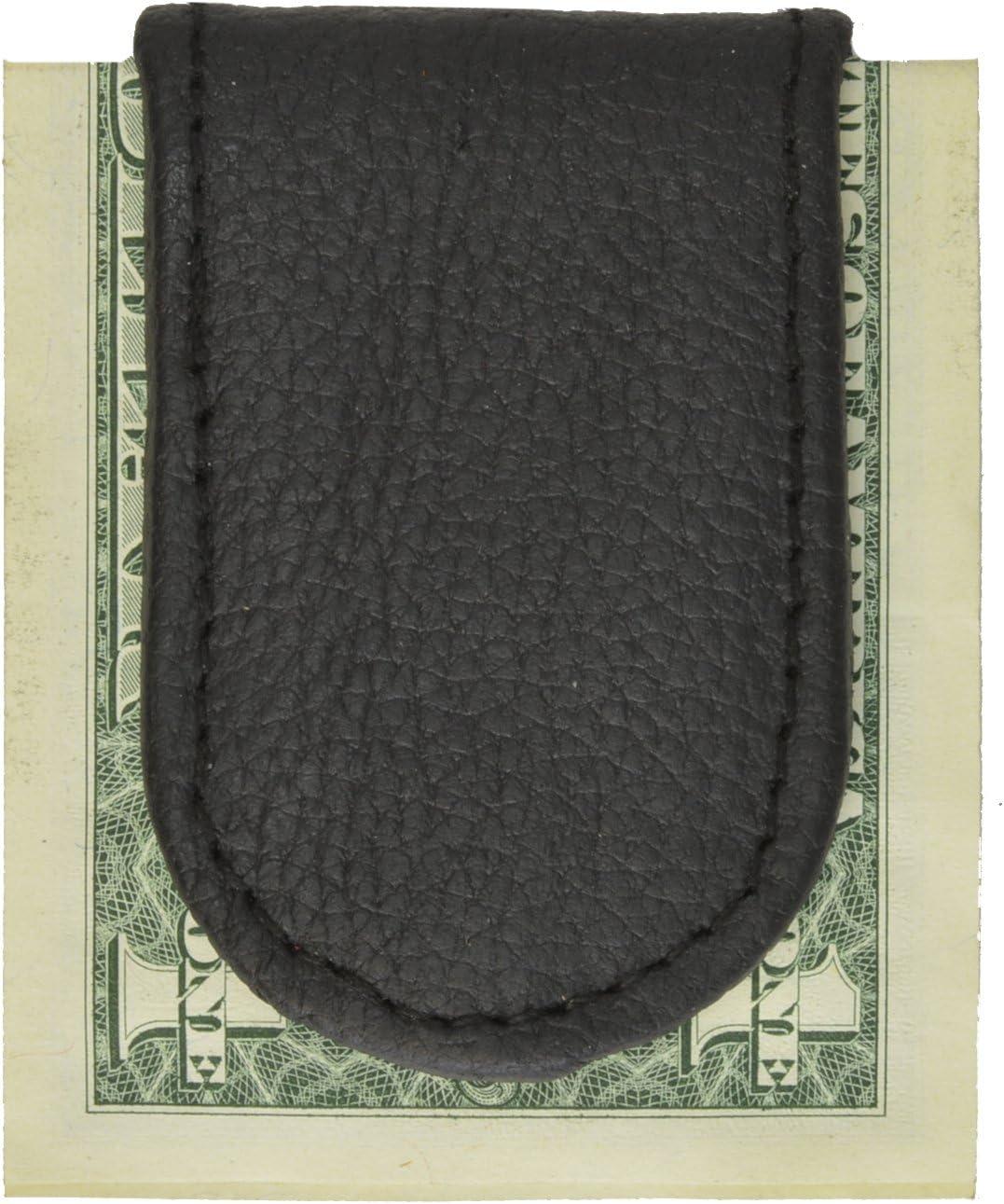 New Magnetic Billfold Money Clip Black #812CF
