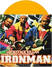 Ironman - Exclusive Limited Edition Yellow 2XLP Vinyl (#/500)