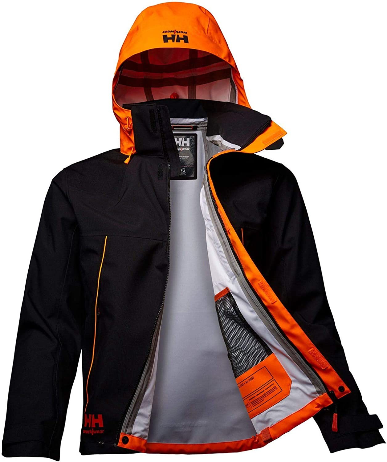 Helly Hansen Tradesmen 2021new Courier shipping free shipping shipping free WB-Shell Chelsea Evolution - Jacket Shell