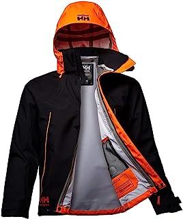 Helly Hansen Tradesmen WB-Shell Chelsea Evolution Shell Jacket - Ebony, XL