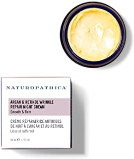 Naturopathica Argan & Retinol Wrinkle Repair Night Cream, 1.7 oz.
