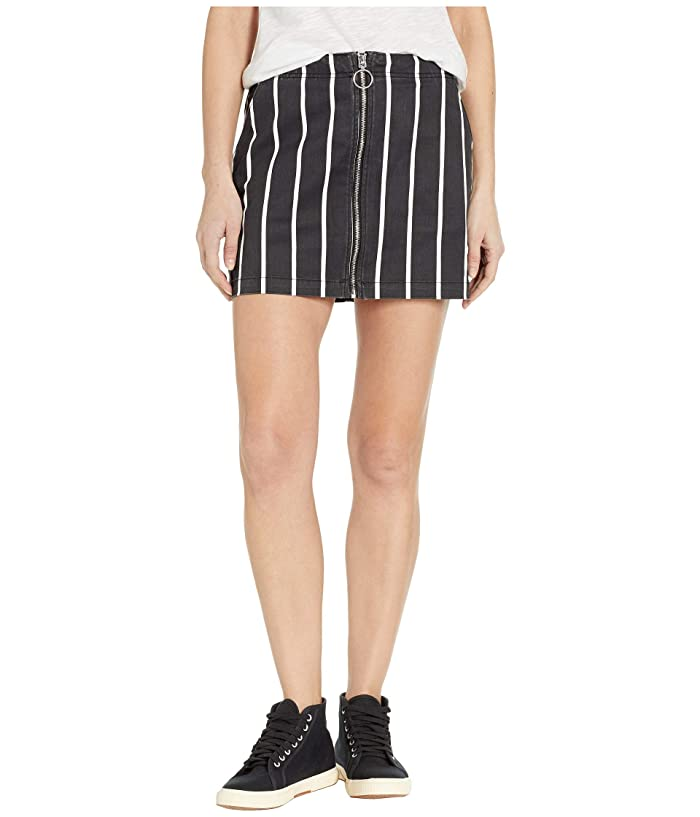 Volcom Frochickie Skirt (Stripe) Women