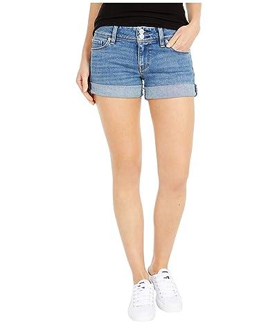 Hudson Jeans Croxley Midthigh Shorts in Bitter (Bitter) Women
