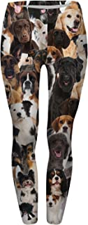 one size and pulse size printed brushed women leggings ultra soft
