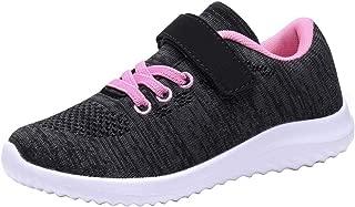 Umbale Girls Fashion Sneakers Comfort Running Shoes(Toddler/Kids)