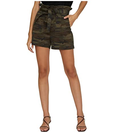 Sanctuary Daily Shorts (Little Hero Camo) Women