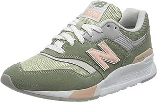 New Balance CW997HVC_36, Sneakers Donna, Verde, EU