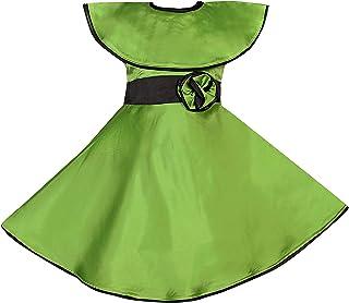 Magic Stones Baby Girl's Ball Gown Knee Length Dress