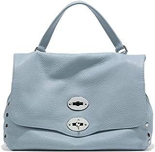 Luxury Fashion | Zanellato Womens 61201898 Light Blue Handbag | Spring Summer 20