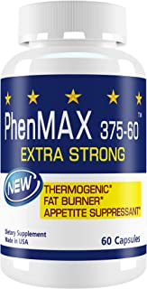 FenMax375 New Diet Pills - Appetite Suppressant Weight Loss Pills
