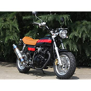IceBear(アイスベアー)オリジナル125ccバイク クラッチ付5速二輪 HL125ABR ラスト1台