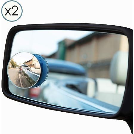 Beskoohome Blind Spot Hd Toter Winkel Spiegel Für Autos 2 Pack Auto
