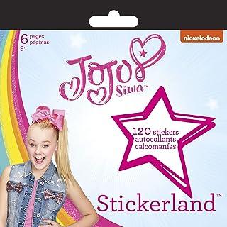 JoJo Siwa - Mini STICKERLAND 6PG Pad