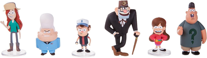 Gravity Falls 2  Figure 6-Pack